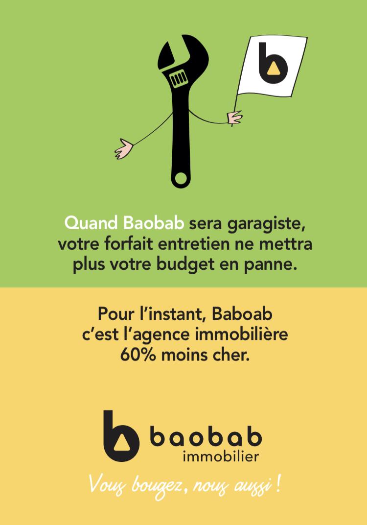 Baobab garagiste