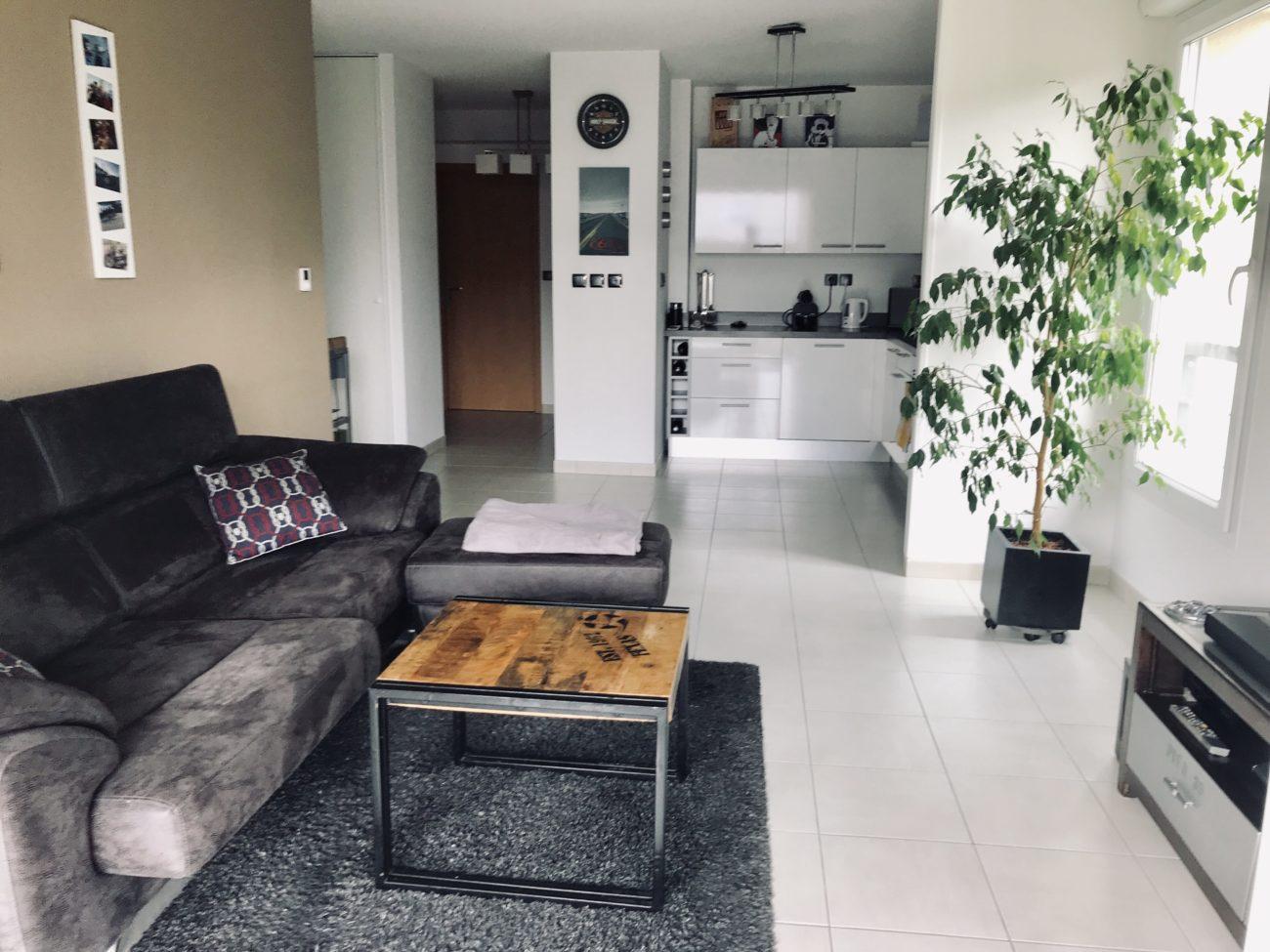Appartement Saint pierre d'Albigny