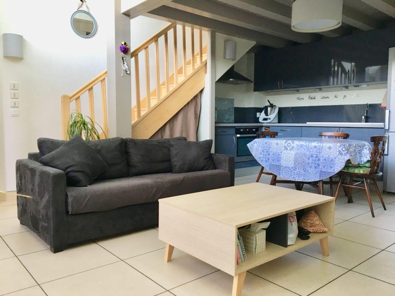 Appartement T3 Le Bourget du lac