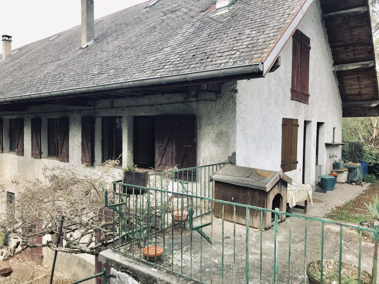 Maison Chambéry le vieux
